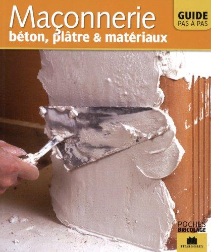 maconnerie-beton-platre-materiaux