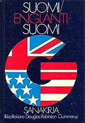 Suomi-englanti-suomi: Sanakirja (Finnish Edition) by Ilkka Rekiaro (1990-08-02)