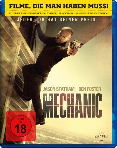 The Mechanic [Blu-ray] (Jason Steuer)