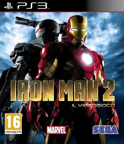 GIOCO PS3 IRON MAN 2