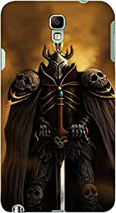 DailyObjects Fantasy Warrior Case For Samsung Galaxy Note 3 Neo