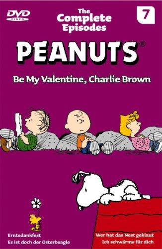 Vol. 7 - Be My Valentine, Charlie Brown