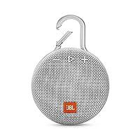 JBL JBLCLIP3WHT Taşınabilir Bluetooth Hoparlör, Beyaz