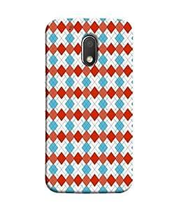PrintVisa Traditional Handwork 3D Hard Polycarbonate Designer Back Case Cover for Moto G Play (4th Gen) :: Motorola Moto G4 Play