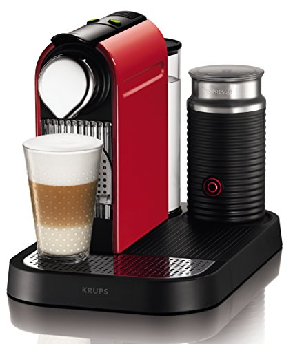 Nespresso New Citiz & Milk XN 7305 Krups