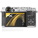 Olympus Pen-F Film Protection d'écran - 3 x atFoliX FX-Antireflex anti-reflet Protecteur d'écran