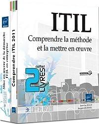 ITIL - Coffret de 2 livres - Comprendre la méthode et la mettre en oeuvre
