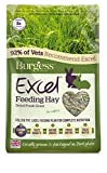 Burgess Excel Feeding Hay Dried Fresh Grass 1kg...