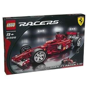 Lego - 8386 - Racers - Voiture Ferrari F1 Racer 1:10