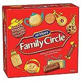 McVities Family Circle - Galletas surtidas 670 g (1 paquete)