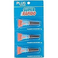 Makro Paper C-044/040475 - Pegamento super rápido, 3 unidades, ...