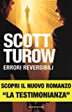 Errori reversibili (Oscar bestsellers Vol. 1410)