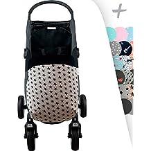 JANABEBE Saco para Baby jogger city mini, Impermeabilizado