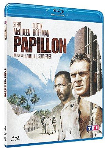 Bild von Papillon [Blu-ray] [FR Import]