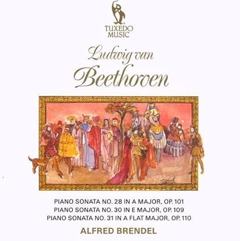 Beethoven: Sonatas No. 28 30 &