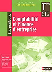 Comptabilité et Finance d'entreprise - Terminale STG