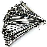 Yafeng Sicherheitsdichtung, 212 mm, für Contaner-Tür, Stahlband, Metall, mit HS-Code, ISO17712, 100 Stück