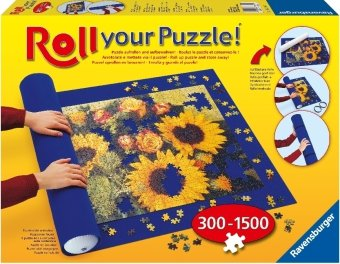 Roll your Puzzle! Puzzlematte (300 - 1.500 Teile)