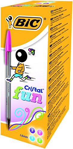 bic-cristal-fun-ball-pen-with-large-16-mm-tip-assorted-colours-pack-of-20