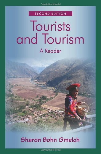 Tourists and Tourism: A Reader by Sharon Bohn Gmelch (2009-08-05)
