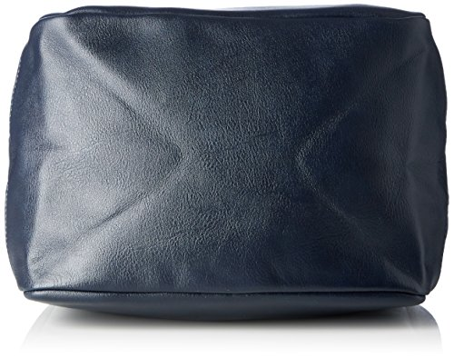 ESPRIT Damen 017ea1o021 Schultertasche, 26 x 34 x 18 cm 405 DARK BLUE