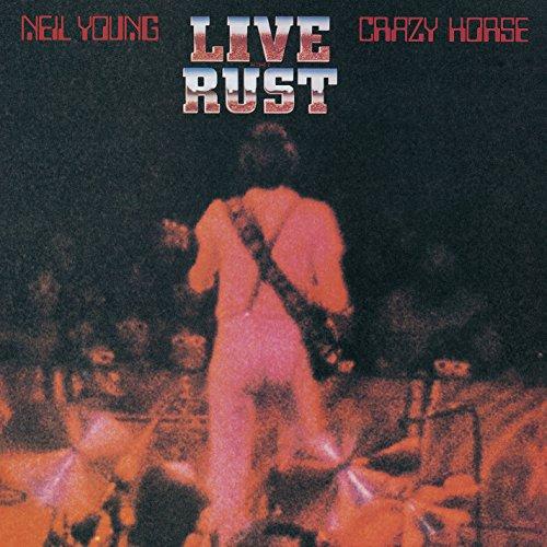 Neil & Crazy Horse Young: Live Rust [Vinyl LP] (Vinyl)