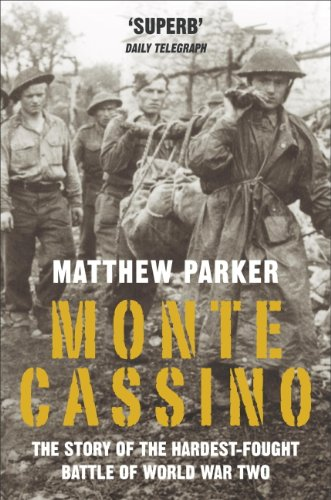 Monte Cassino: The Story of the Hardest-fought Battle of World War Two Test