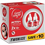 Good knight Activ+ Liquid Refill, 45ml (Pack of 2) Red