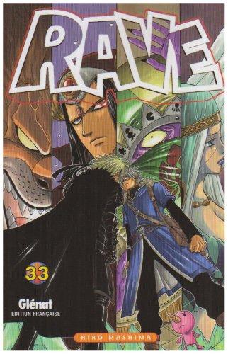 Rave Vol.33 par MASHIMA Hiro