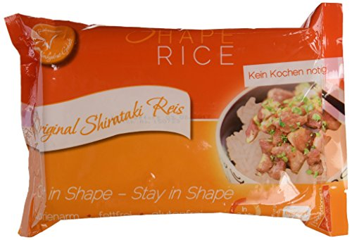 Shape Noodles Rice, 4er Pack (4 x 390 g)