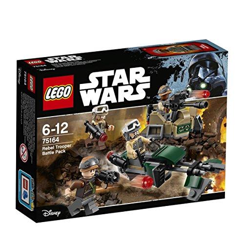 Lego Star Wars 75164 - Rebel Trooper Battle Pack Spielzeug