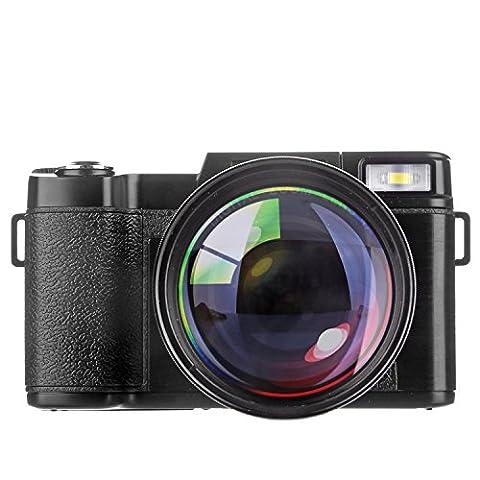 eTTgear Puto PLD023 22 MP Digital Camera with Digitar Zoom and 3.0-Inch LCD Digital Video Camcorder Night Vision HD Digital