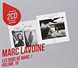 Coffret 2cd : les Duos de Marc / Volume 10