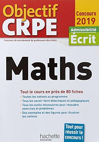 Maths : Admissibilité Ecrit