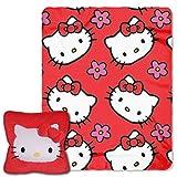 Best Sanrio Kitties - Sanrio Hello Kitty, Kitty Flowers 3-D 14 Square Review