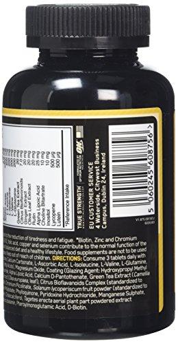 Optimum Nutrition Opti-Men Multivitamins Tablets, 90 Tablets