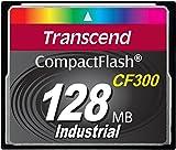 Transcend TS128MCF300 Carte Mémoire C...