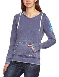 Oakley Hang Five Sweat-shirt pour femme Bleu Bleu s
