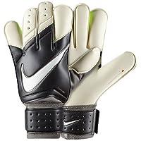 Nike GK Vapor Grip 3 - Guantes Unisex, Color Negro/Blanco, Talla 11