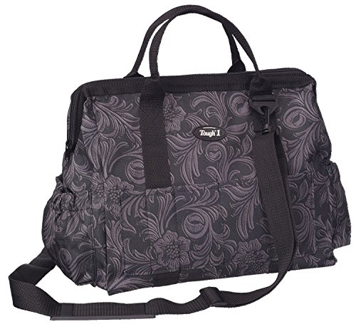 Robust 1Show Fall Groom Tasche in Prints, Tooled Leather Black