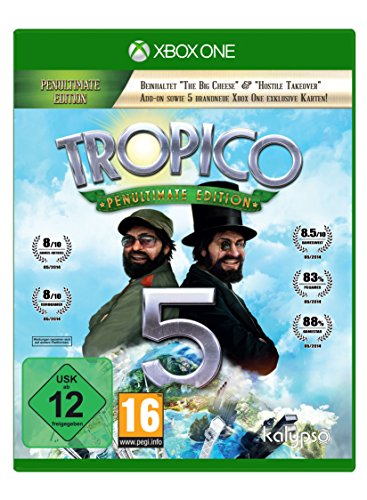 Tropico 5 - Penultimate Edition [Xbox One]