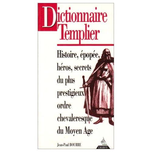 DICTIONNAIRE TEMPLIER