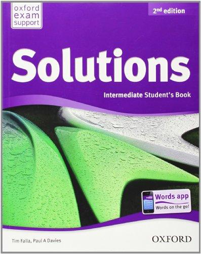 Solutions. Intermediate. Student's book. Per le Scuole superiori