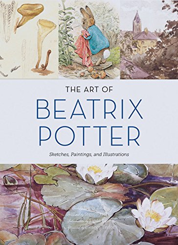 Art of Beatrix Potter, The Cover Image