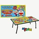 Favy Salute Warriors Multipurpose Ludo Table Board (Multicolour)