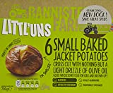 Bannisters' Farm Littl'uns Small Baked Jacket Potatoes, 700g (Frozen)