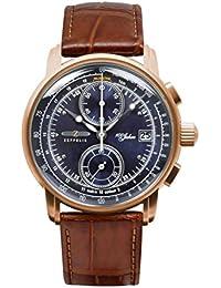 Men's Chronograph Quartz Watch 100Jahre Zeppelin, 86723