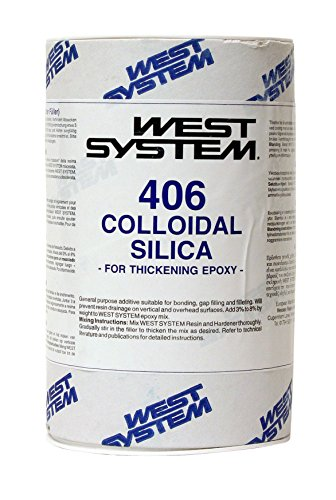 West System 406 Colloidal Silica 60g by West System (System West Harz)