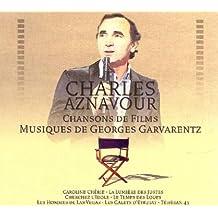 Chansons de film Musiques de Georges Garvarentz [Import anglais]