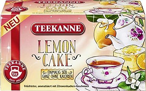 Teekanne - Früchtetee Lemon Cake - 18Bt/40,5g